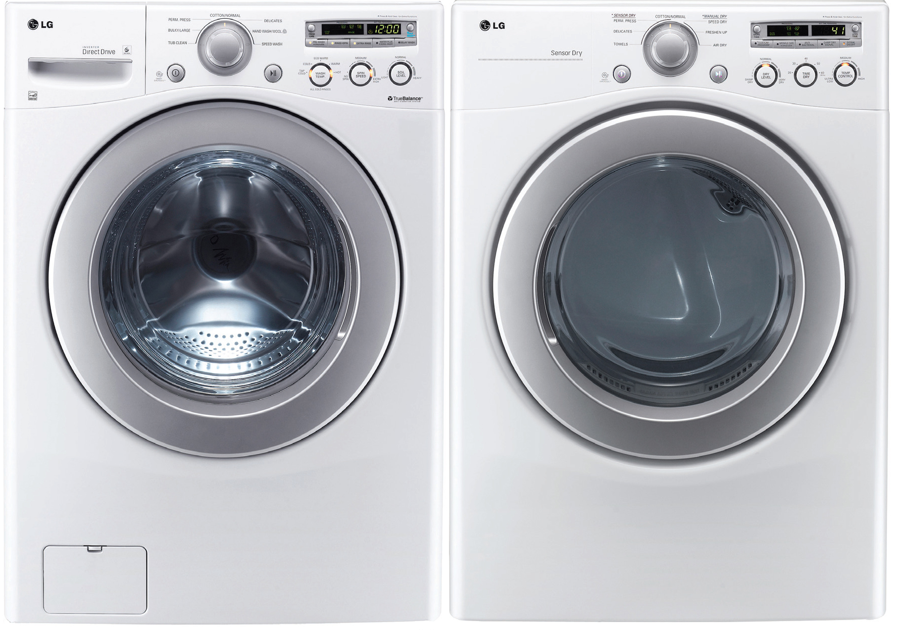 Lg Clothes Washer Manual
